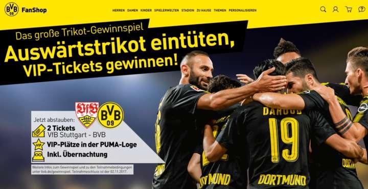 Shops | Offizieller Borussia Dortmund Online Fanshop