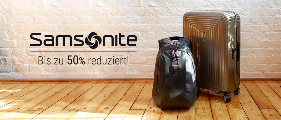 Samsonite sale1 aug 2018